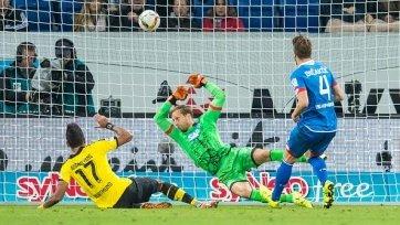 «Боруссия» потеряла первые очки