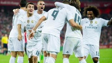 «Реал» увёз три очка из Бильбао