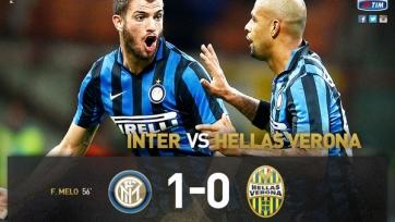 «Интер» одержал пятую победу подряд со старта сезона