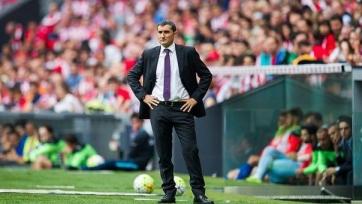 Вальверде: «Мои футболисты просто наблюдали за тем, как играет «Реал»