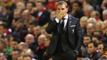 Руководство «Ливерпуля» решило уволить Роджерса?