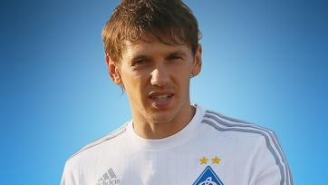 Гармаш пролонгировал своё соглашение с «Динамо» Киев