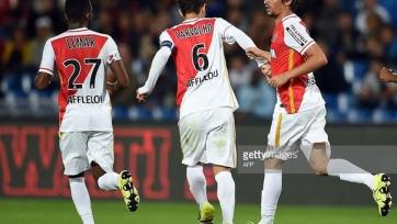 «Монако» одержал волевую победу в Монпелье