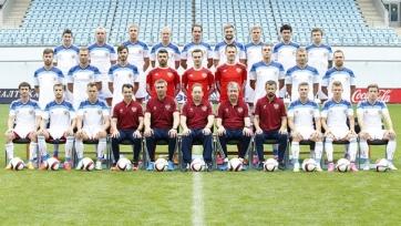 Стал известен состав сборной России на матчи против Молдовы и Черногории