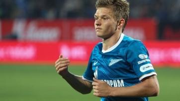 Олег Шатов может сыграть против «Спартака»