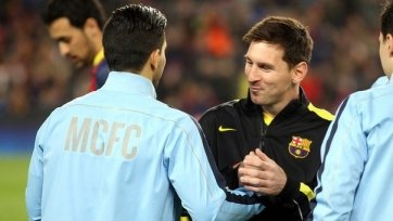 Серхио Агуэро считает Месси лучшим игроком в истории футбола