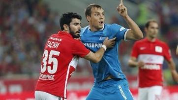 «Спартак» не удержал победу над «Зенитом»