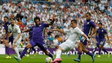 «Реал» неожиданно потерял очки в матче с «Малагой»