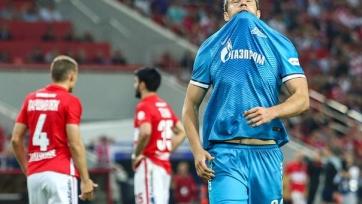 Артём Дзюба: «Я очень не хотел проигрывать»
