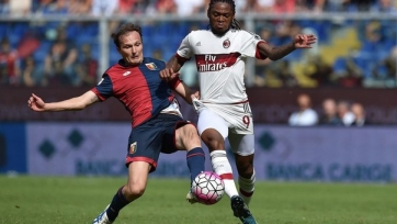 «Милан» не справился с «Дженоа»