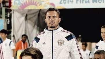 Виктор Файзулин не сыграет за сборную из-за травмы колена