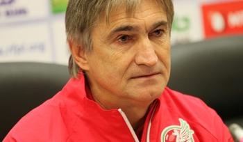 Валерий Чалый: «Игра понравилась, результат – нет»