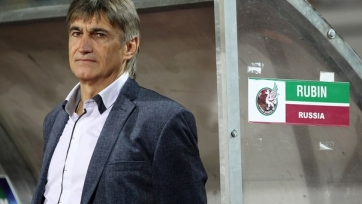 «Рубин» будет готовиться к матчу с «Бордо» под руководством Чалого