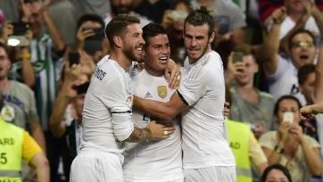 Гарет Бэйл и ещё два лидера «Реала» смогут сыграть против «Атлетико»