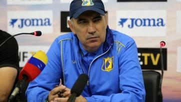 Курбан Бердыев: «Это был напряжённый матч»