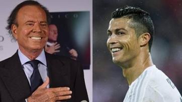 Хулио Иглесиас: «Не каждый смог бы так тренироваться, как Роналду»