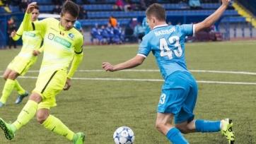 «Зенит» вновь проиграл в юношеской Лиге чемпионов