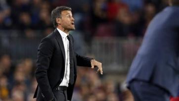 Луис Энрике: «Барселоне» досталась тяжёлая группа»
