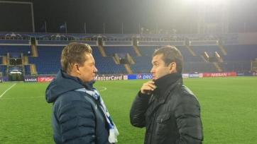 Канделаки подтвердила, что Кержаков будет работать на «Матч ТВ»