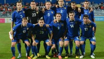 За сборную Молдовы в матче с Россией могут дебютировать сразу четыре футболиста