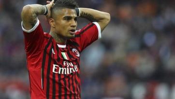 Кевин-Принс Боатенг завтра присоединится к «Милану»