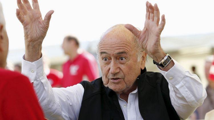 Почему Зеппу Блаттеру пора уходить с поста президента ФИФА?