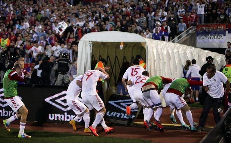 «Режь их всех до одного». Как футбол становится войной