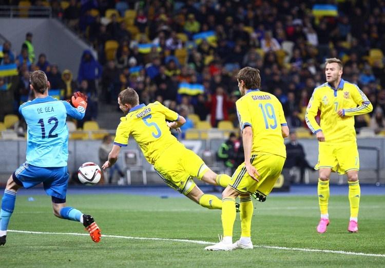Deja-vu. Почему Украина провалила отбор на Евро-2016