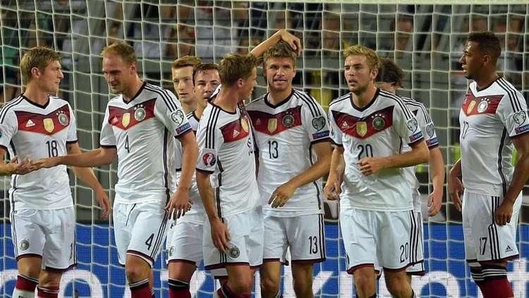 20 лет спустя. Почему Германия должна выиграть Евро-2016