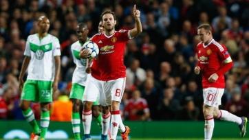 «Манчестер Юнайтед» одержал волевую победу над «Вольфсбургом»