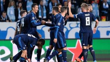 Дубль Криштиану Роналду принёс «Реалу» победу в Мальмё