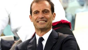 Массимилиано Аллегри: «Команда смотрелась как одно целое»