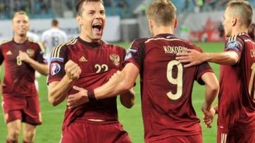 Россия вернулась в топ-30 рейтинга ФИФА