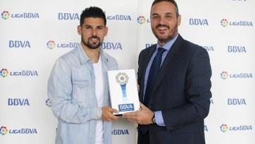 Нолито признан лучшим игроком Ла Лиги в сентябре