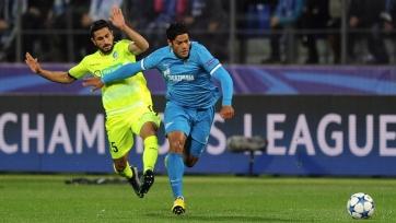 Халк и Думбия номинированы на звание лучшего игрока второго тура Лиги чемпионов