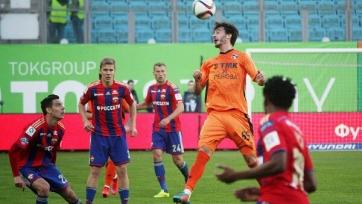 Стала известна точная дата кубкового матча между ЦСКА и «Уралом»