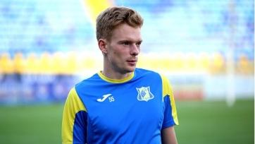 Павел Могилевец против «Зенита» сыграть не сможет