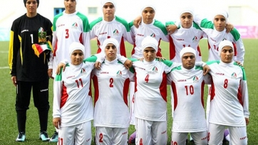 В женской сборной Ирана восемь игроков оказались мужчинами