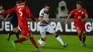 «Рубин» и «Бордо» голов не забили