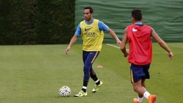 Браво готов вернуться в ворота «Барселоны»