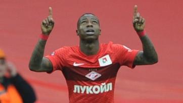 Промес был признан лучшим игроком «Спартака» в сентябре