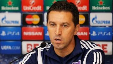 Хаси: «Андрелехт» всё равно сильнее «Карабаха»