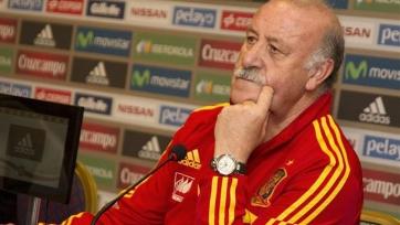 Испанцы определились с заявкой на игры с Люксембургом и Украиной