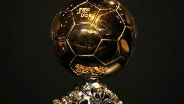 Оглашён список претендентов на «Золотой мяч-2015»