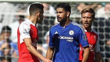 Дель Боске: «Нельзя вести себя так, как Диего Коста вёл себя в игре с «Арсеналом»