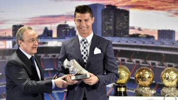 Роналду: «Даже не мог представить, что стану лучшим голеадором в истории «Реала»