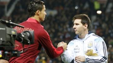 Куман: «И Роналду, и Месси заслуживают «Золотой мяч»