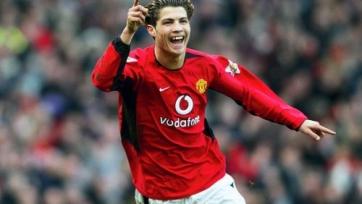 Дэвид Бэкхем хочет снова увидеть Роналду в футболке «Манчестер Юнайтед»