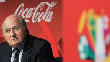 Coca-Cola и McDonald's призвали Блаттера немедленно сложить полномочия президента ФИФА