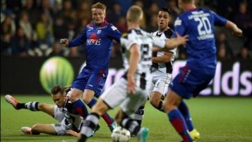 «Эраклес» обыграл «Херенвен» в первом матче восьмого тура Ередивизи